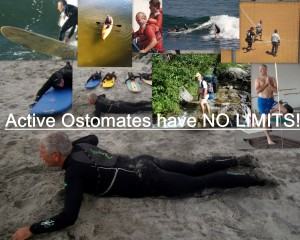Active Ostomates: NO LIMITS!
