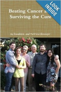 One of several books by Randy and Patricia sharing their family's 28 year journey to defeat colon cancer, survive  the cure and live an active, happy life as an ostomate.